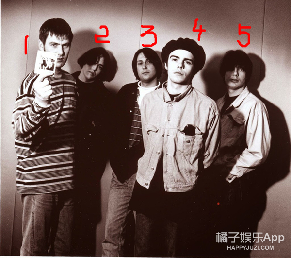 世界上最多灾多难的摇滚乐队:The Charlatans