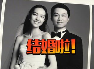 超模孙菲菲宣布婚讯,男方为相识十年的摄影师