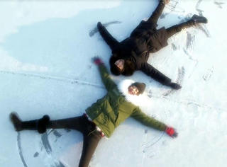 快抱走这份雪天实用拍照指南,去冰天雪地里撒个野!