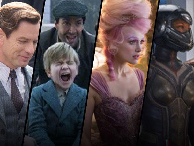 迪士尼公布今年十部电影档期,《黑豹》打头阵开年就上映