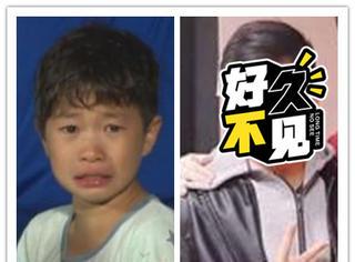 还记得韩版《爸爸去哪儿》的爱哭包民国吗?他都长这么大啦!