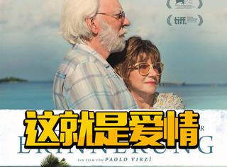 得了健忘症也要开车去旅行,这部电影让你在眼泪中明白爱情
