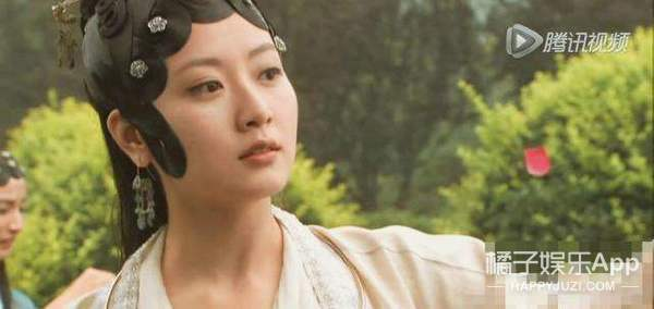 还记的剧版《神话》里的玉漱公主吗?她现在长这样