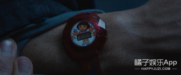 钢铁侠珍藏20元的儿童手表?黑豹好话不说第二遍?