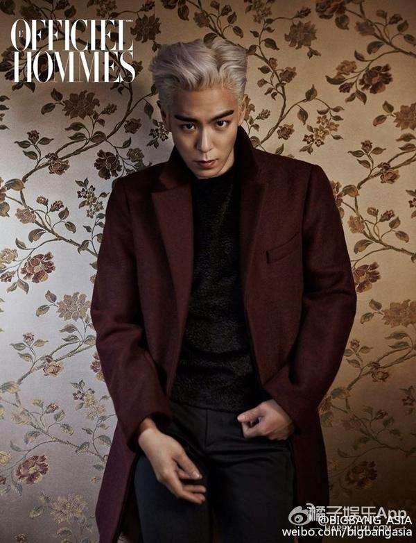 BIGBANG五人将重新合体?YG社长表示不会放弃TOP