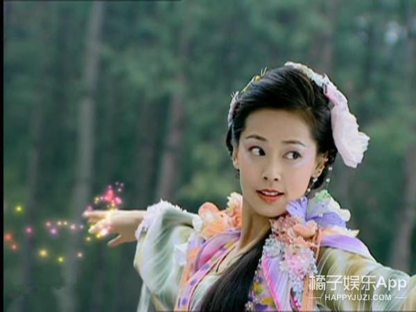 還記得《仙劍奇俠傳》里的彩衣嗎,她現在長這樣了!