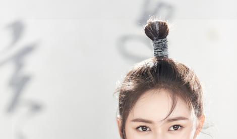 陳鈺琪飾演新版趙敏,美麗中更帶三分英氣三分豪態