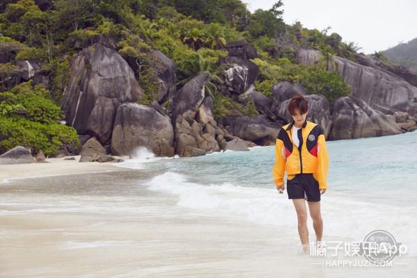 橘星游记X徐海乔 Vol.3 一次探险的旅程