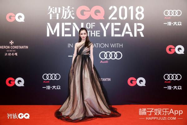 2018智族GQ年度人物盛典:以行动与时代对话