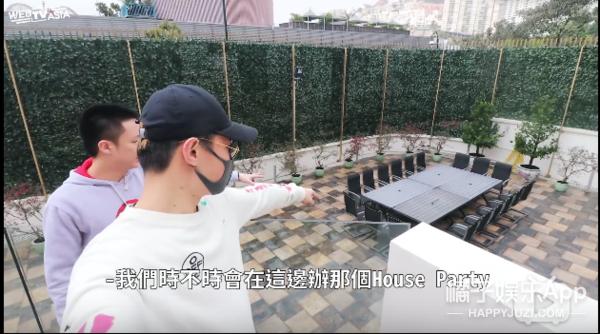 """有人参观了号称""""港版王思聪""""的富四代富豪的家..."""