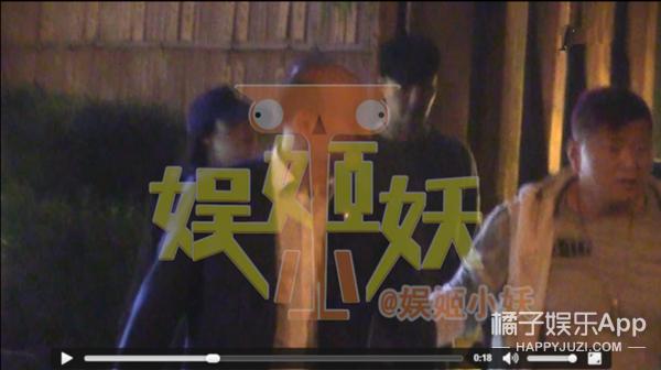 与小鲜肉亲密同行,熊乃瑾恋情疑似曝光?