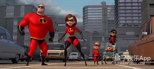 《超人总动员2》:皮克斯最好看的动作动画电影