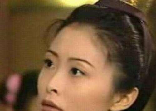 还记得陈浩民版《封神榜》的柳琵琶吗?她现在长这样