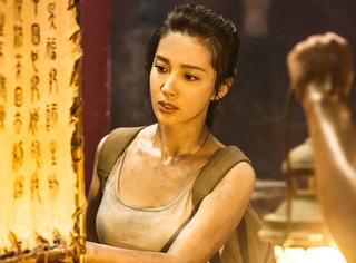 李冰冰坦言出演《谜巢》有压力,对吴尊赞不绝口!