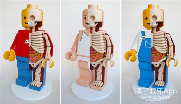 把童年玩具解剖,原来它们里面长这样!