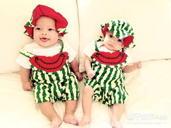 出生百天花100万 英国这对双胞胎这才是最极品的炫富