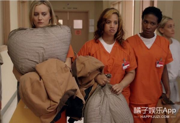 女子监狱里怎么个时尚法儿