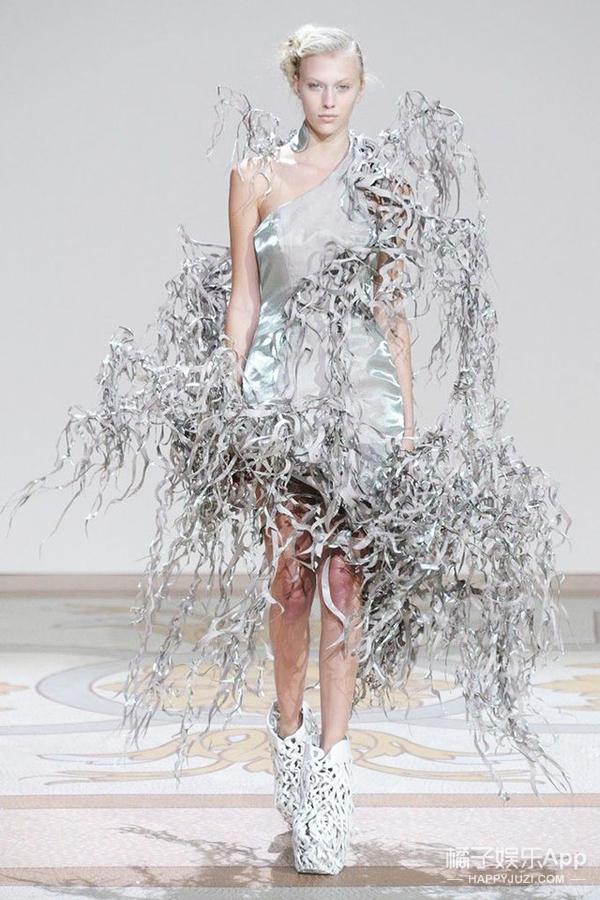 教你用3D打印机做条裙子