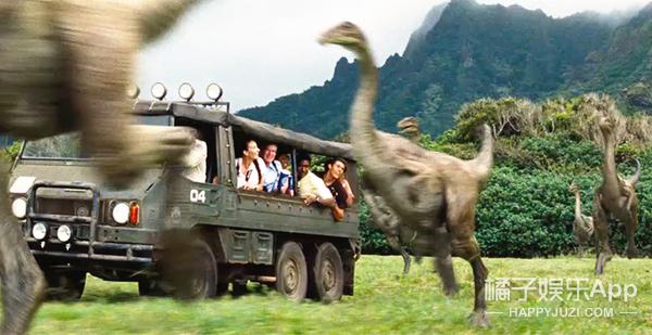 别惊掉下巴!咱们也来一次侏罗纪世界的观光之旅