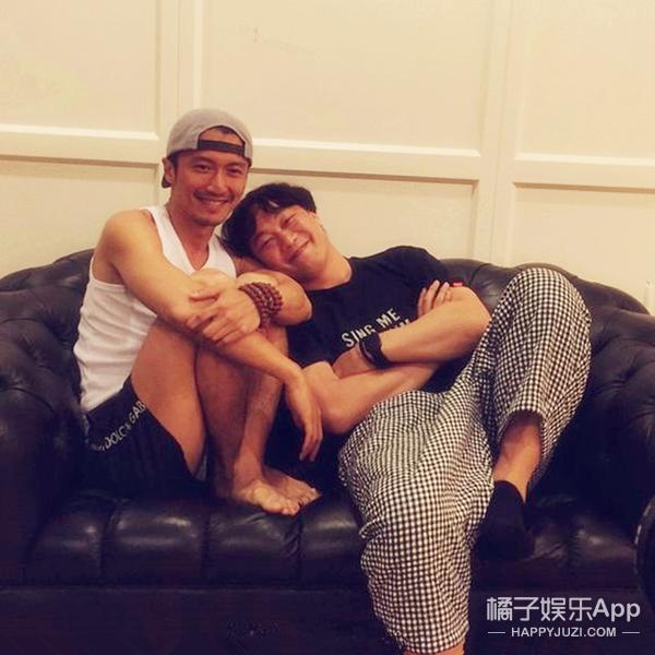 谢霆锋&陈奕迅:朋友越来越少,少到最后只剩下最佳损友