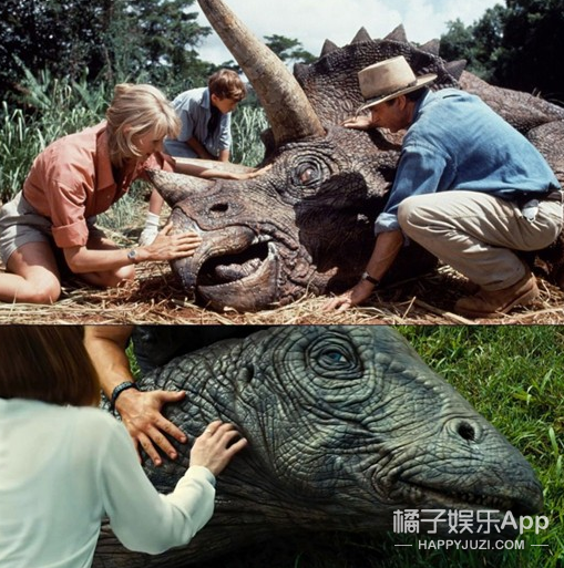 只有骨灰级影迷才发现《侏罗纪世界》致敬老版的10个彩蛋!