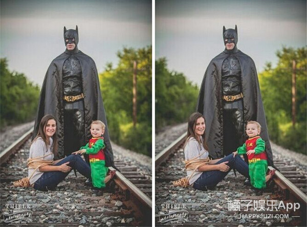 他得到了一份最好的父亲节礼物  你也可以这么有创意