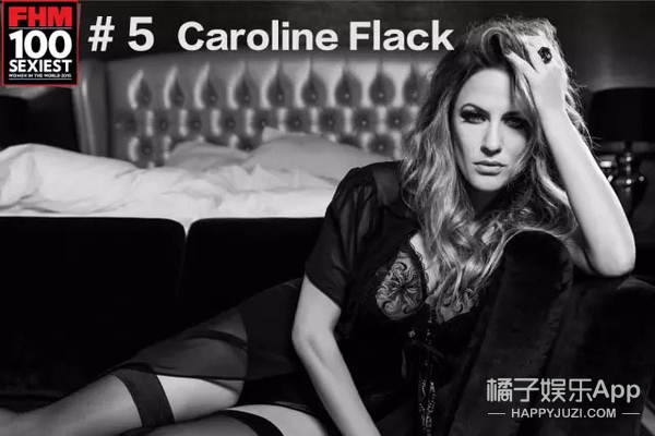 FHM年度十大性感女星 解密十个性感的秘密