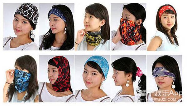 关于王祖蓝的头巾 你不造的时尚秘密