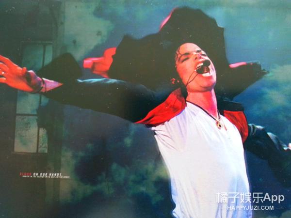 迈克尔·杰克逊逝世六周年:你其实从未远去