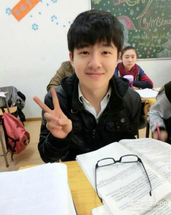 刘昊然:别人家的高考生 别人家的17岁