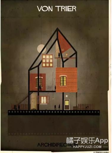 要是这些牛逼的导演给你造房子,你会选谁的?