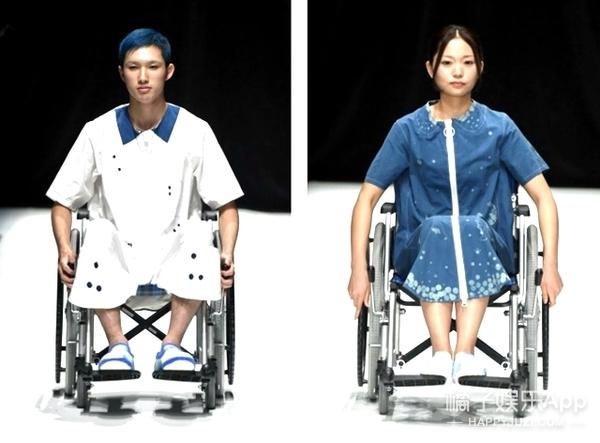 给残疾人和孕妇的时装,时尚属于所有人