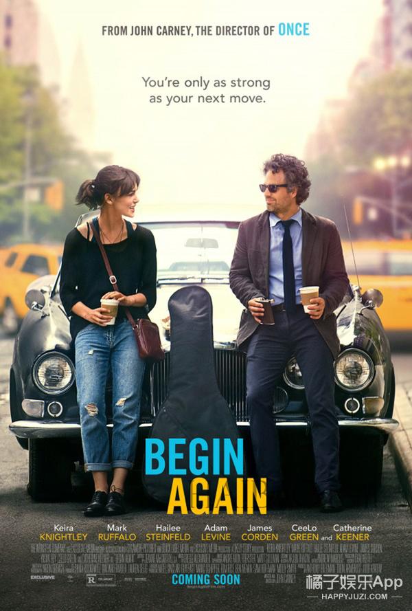 《Begin Again》女主角造型盘点 如何穿成一个高逼格的复古文艺咖