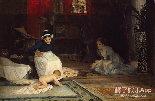 20张电影海报与古典油画惊人重合 原来艺术也有轮回