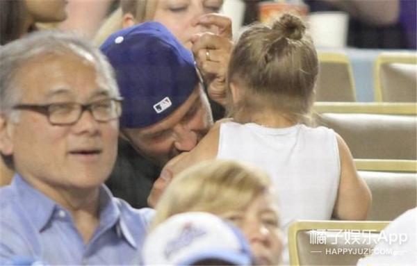 贝克汉姆:只因女儿一句话就身体力行   谁不想要这样一个暖老爸