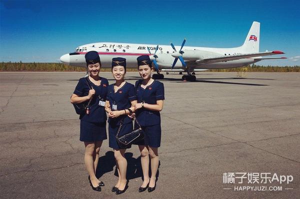别说朝鲜基因差 好看的姑娘都在天上飞飞呢