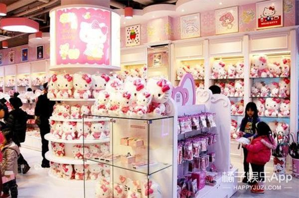 Hello Kitty国内首家主题乐园开幕啦 满足你所有少女幻想