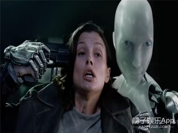 机器人都杀人了 奥特曼统治地球还会远吗