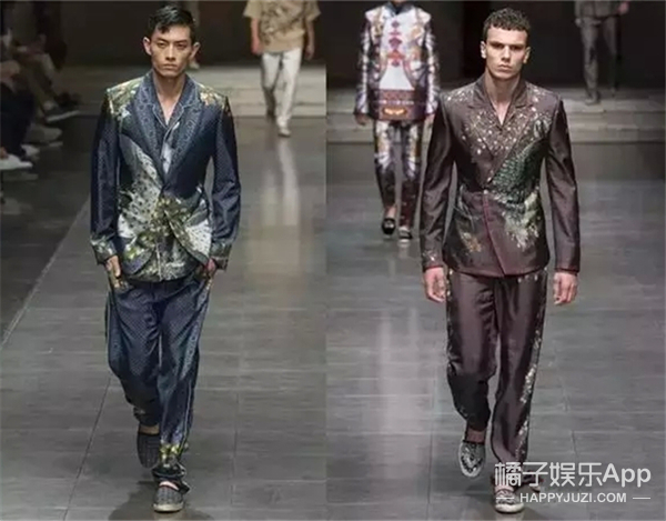 本土设计师好不容易不做中国风了 外国设计师又开始了