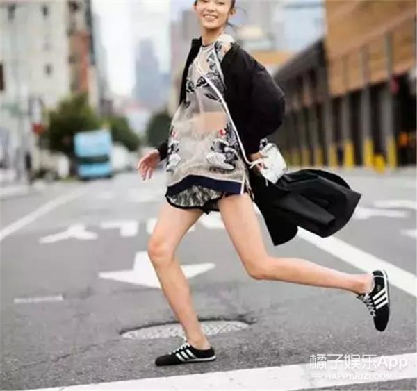 一二三四,运动起来!如何在都市中正确走好运动风?