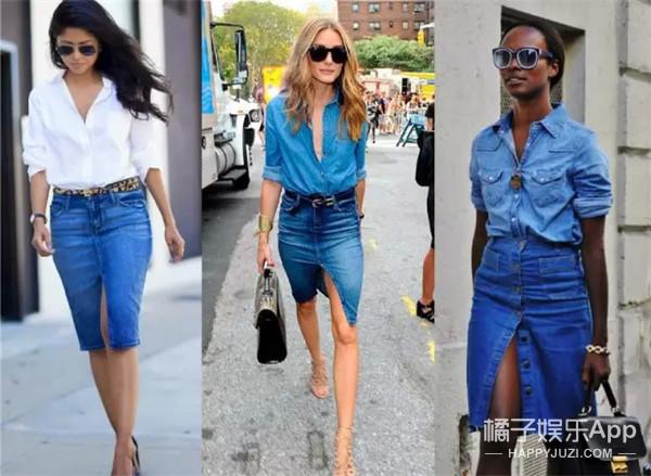 夏日牛仔裙新鲜攻略 | 记住 我们说的可不是普通的牛仔裙哦