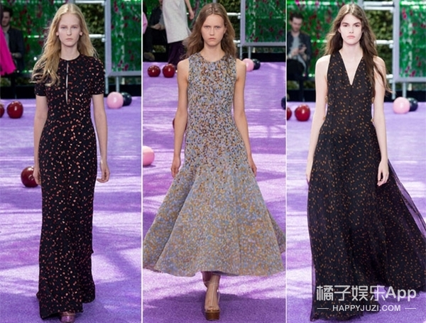 巴黎高定秀 | Christian Dior 每个女人都梦想拥有一件这样的裙子
