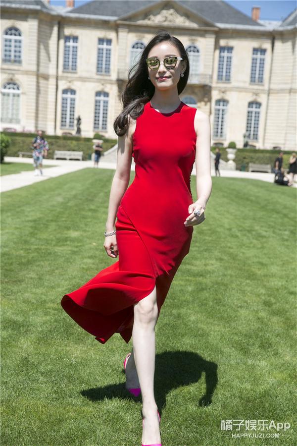 为什么Dior只邀请倪妮去看秀?高定不是你想看就能看!