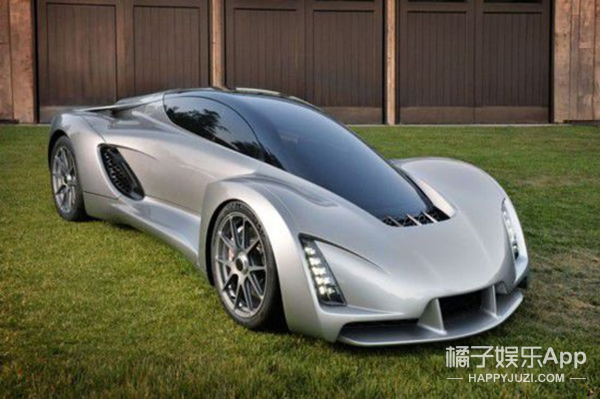 成本只要10万的世界首台3D打印跑车 颠覆你的认识