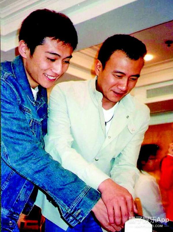 刘烨胡军又重逢   孩子们,我给你们普及一下什么是《蓝宇》