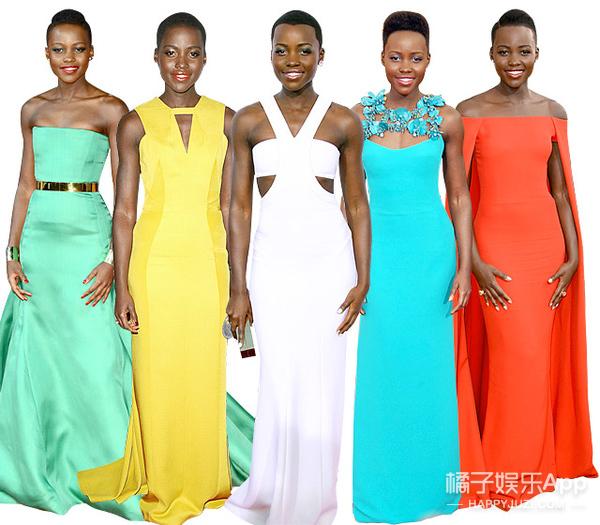 世界上唯一敢把自己穿成彩虹的女人,说的就是她了!