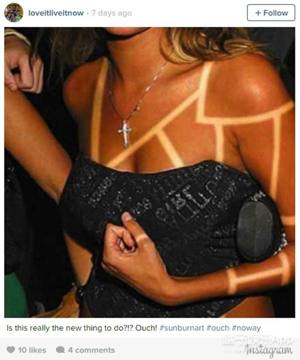 这就是今年夏天最具人气的纹身 爆红国外社交媒体