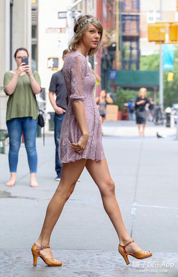 今天她最美 | 霉霉Taylor Swift 美成波西米亚小公举