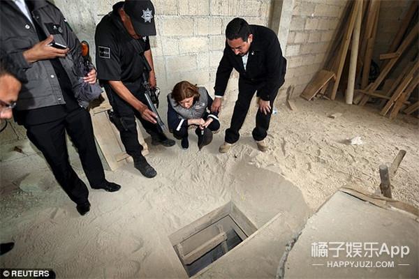 连载2 | 大毒枭越狱后嚣张发声:我虽矮但世上没有监狱能关住强大的我!