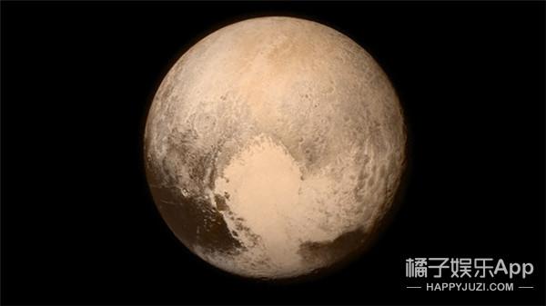 人类首会冥王星:50亿公里,9年努力,只为2秒与你相见